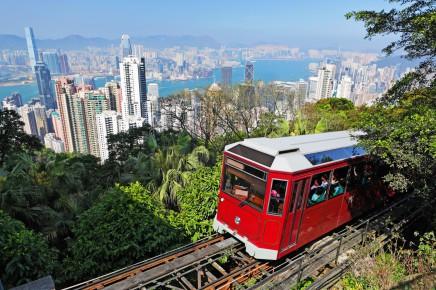 Těšit se můžete na moderní Hongkong