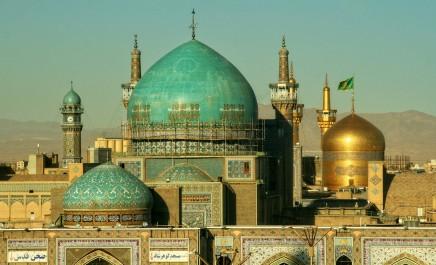 Mašad je nejposvátnějším místem Íránu