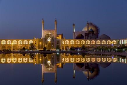 Perla perské architektury