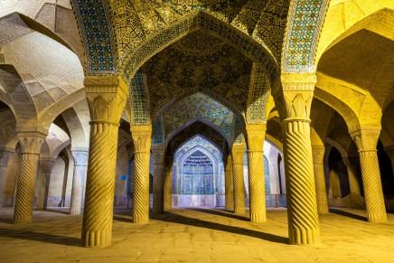 Nejkrásnější UNESCO památky napříč Íránem
