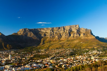 Těšit se můžete na výhledy na Kapské město a Stolovou horu