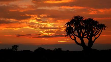 Užijete si krásné západy slunce na jihu afriky
