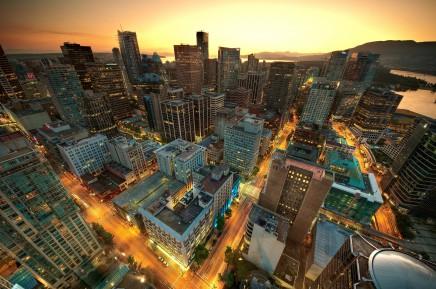 Kanadská příroda verskus kanadská velkoměsta