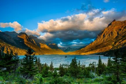 Navštívíme nejkrásnější jezera Kanady
