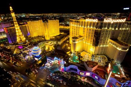 Prohlédněte se Las Vegas z výšky