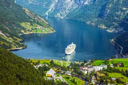 Zastavíte se u norských fjordů