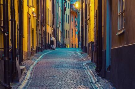 Projdete se kodaňskými uličkami