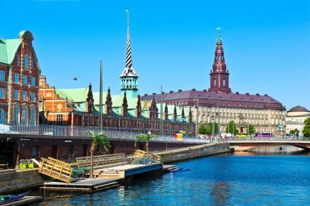 V Kodani Vám ukážeme i budovu burzy