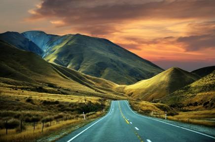 Poznávací cesta napříč Novým Zélandem