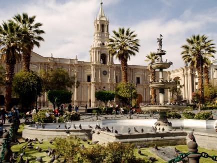 V Limě si prohlédneme ty nejhezčí památky v centru města