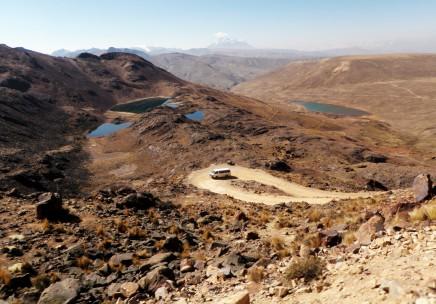 Po cestě napříč Jižní Amerikou