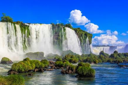 Vodopády Iguazu vás nadchnou