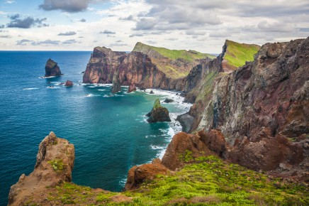 Madeira je ostrovem květů a vína