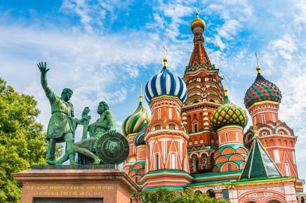 S CK SEN se dostanete k nejznámějšímu ruskému chrámu