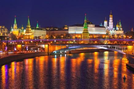 Poznáte Sibiřskou perlu Irkutsk i v nočních hodinách