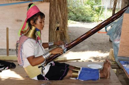 Poznáme tradiční způsob života na severu Thajska