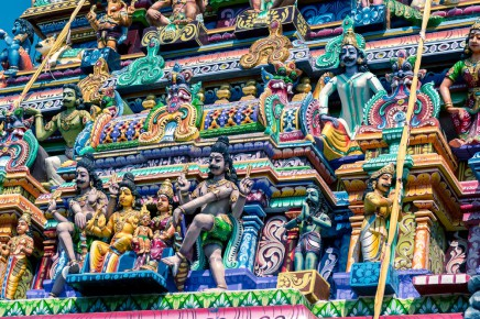 Hinduismus na Srí Lance