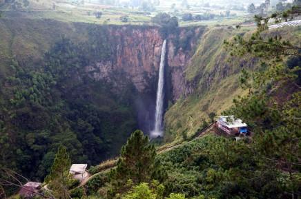 Indonéská příroda je úchvatná