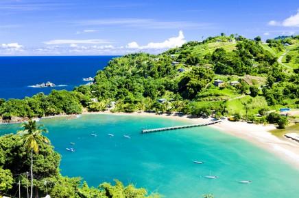 Krásné karibské pláže čekají jen na vás