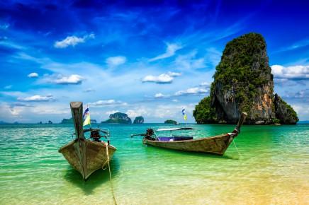 Odpočinek na krásných plážích Andamanského moře