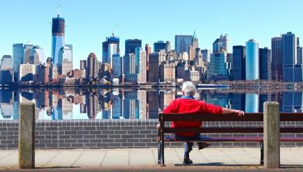 Dolní Manhattan a klidná East River