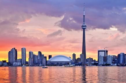 Vítejte v Torontu