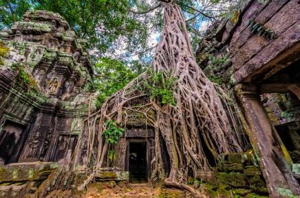 Angkor je top místem naší cesty
