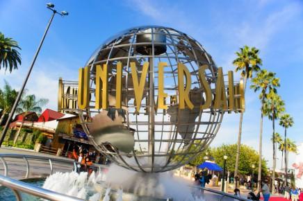 Los Angeles je domovem Universal Studios