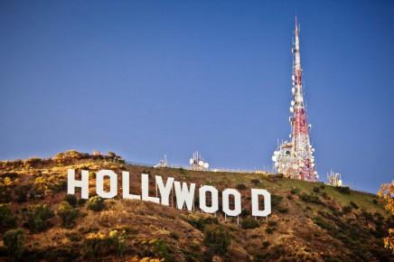 Hollywood - asi nejslavnější nápis na světě