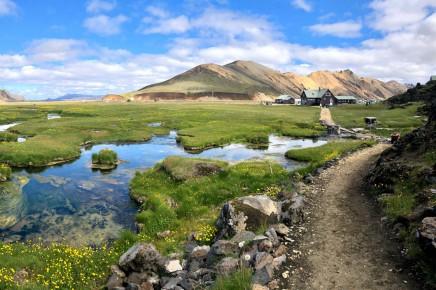 Kochat se budete Islandskou přírodou