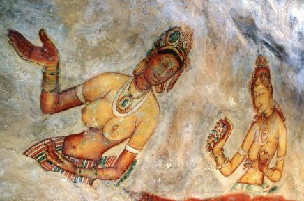 Prohlédnete si více jak 500 let staré fresky