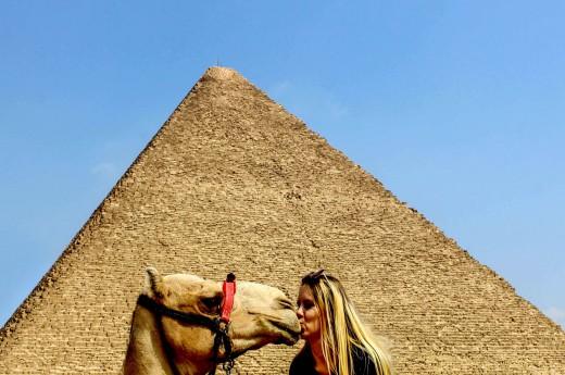 S CK SEN se do Egypta doslova zamilujete