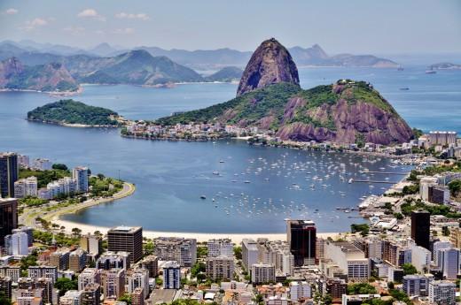 Výhledy na Rio si užijete z každé strany