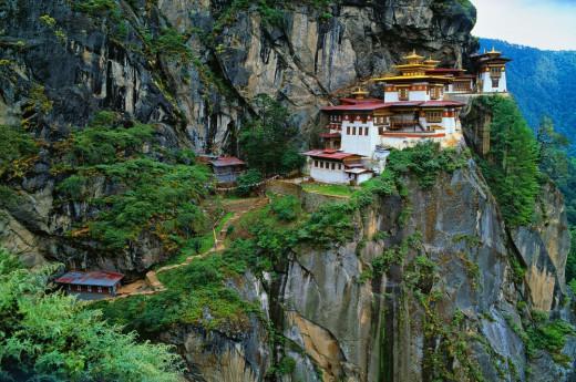 S CK SEN se dostanete k nejkrásnějšímu místu Bhútánu