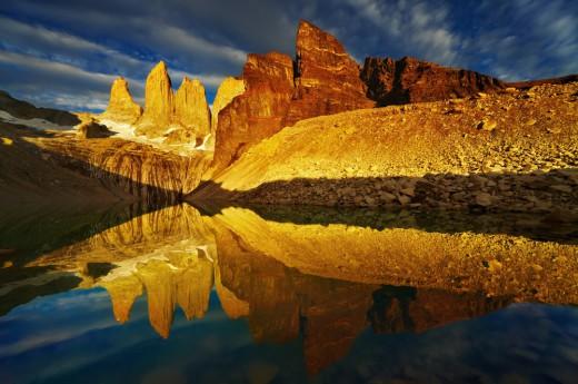 Víte proč se Patagonii říká Ohňová země?