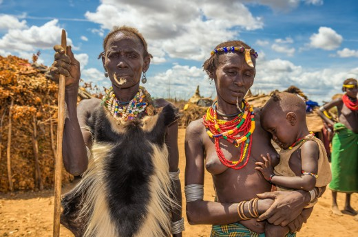 Poznáte místní kmeny