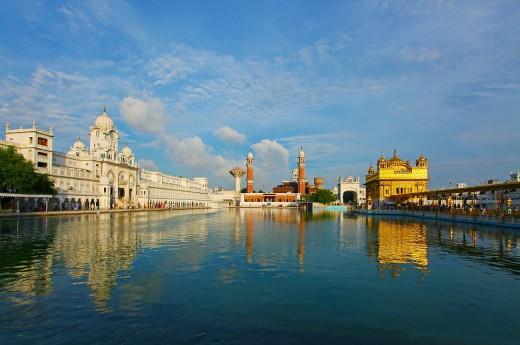 Nejdůležitější místo na Zemi pro vyznavače Sikhismu