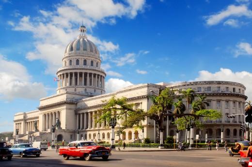 Prohlédnete si známé Capitolio