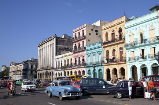 Projdete se ulicemi Havany