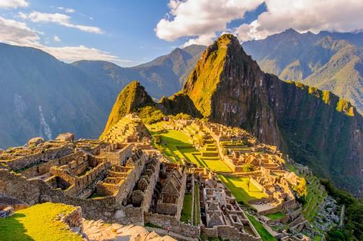 Jižní Amerika jednou za život