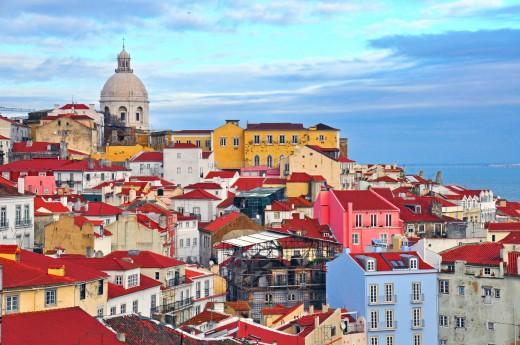 Začínáme v hlavním městě Lisabonu