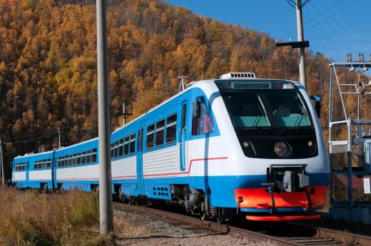 Těšit se můžete na železnice po Transsibiřské magistrále