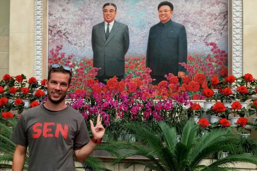 Vydejte se s CK SEN do Severní Koreje