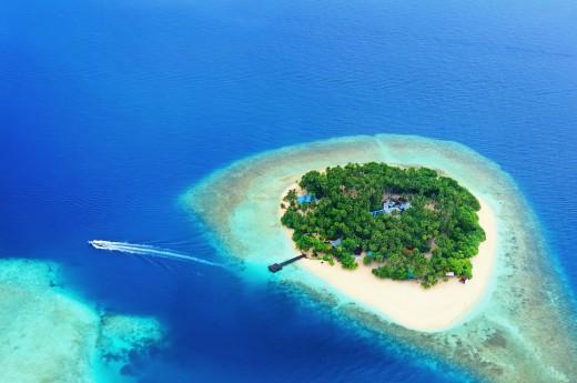Maledivy - tropický ráj na zemi