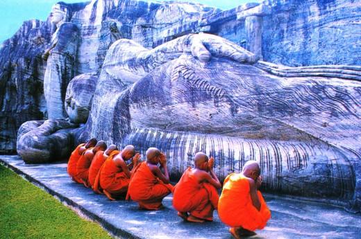 Dozvíte se zajímavosti o budhistickém náboženství