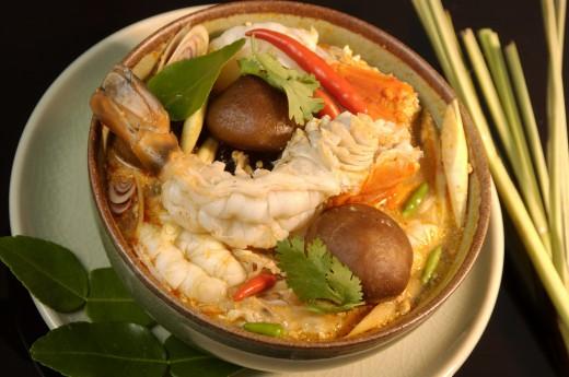 Thajská kuchyně patří právem k těm nejlepším na světě