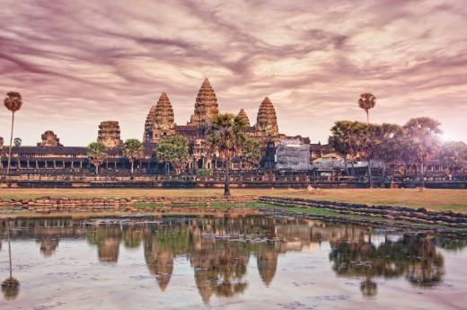 Poznávací cesta napříč Indočínou