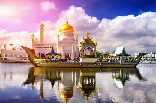 Objevte exotický mini státeček Brunej s CK SEN