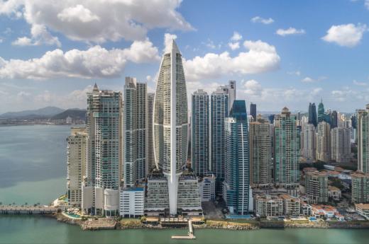 Kvalitní prohlídka hlavního města, které spojily dva oceány se známým panorama a budovou ve tvaru plachetnice