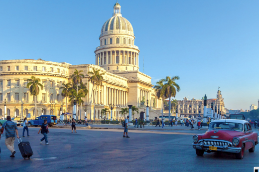 Těšit se můžete na centrum Havany
